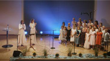 Anja Schraal, Beathe Krueger, Elisa-Schule